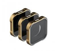 Фильтры для GoPro HERO 9 Black от PolarPro ND8, ND16 и ND32 картинка